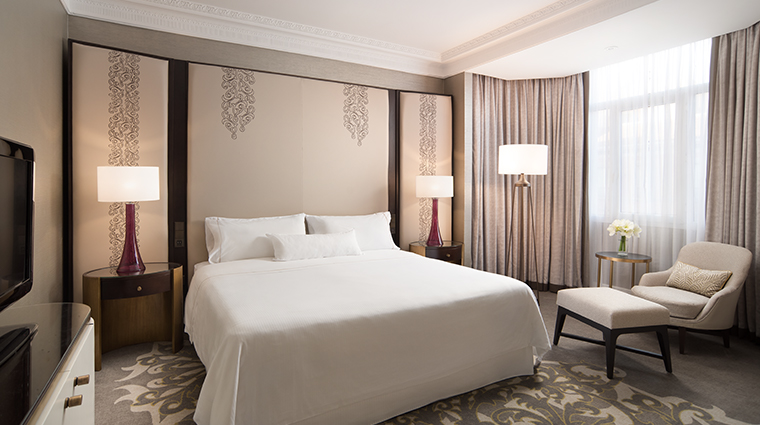 the westin palace madrid Executive Suite