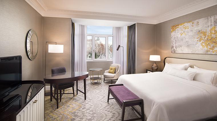 the westin palace madrid Premium View Room