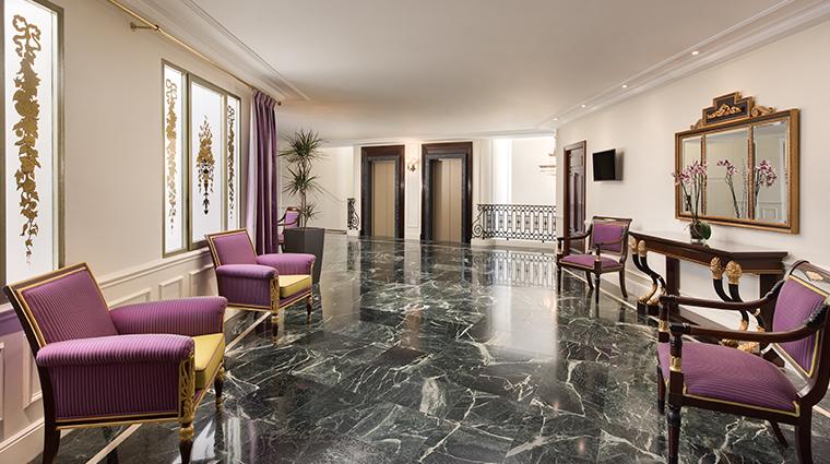 the westin palace madrid lifts lobby
