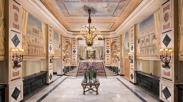 the westin palace madrid lobby