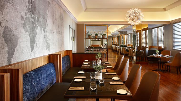 the westin palace milan PanEVO restaurant