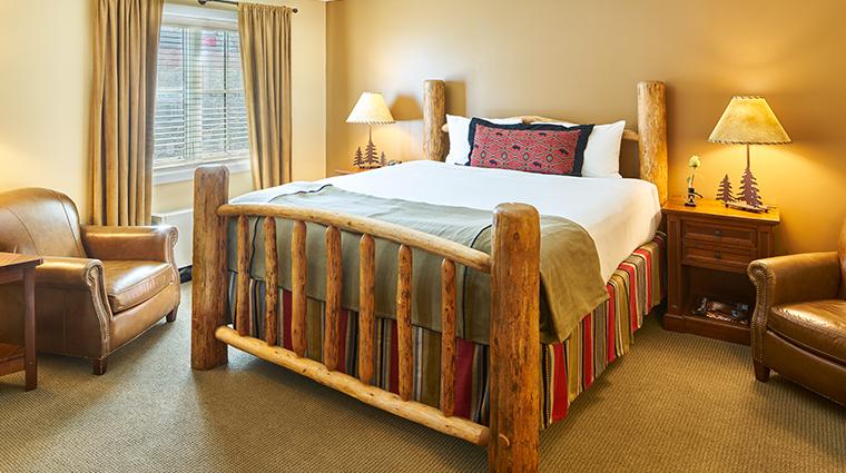 the wort hotel bedroom