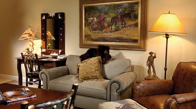 the wort hotel cowboy suite