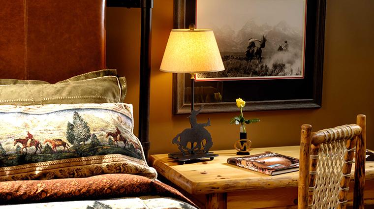 the wort hotel guestroom detail