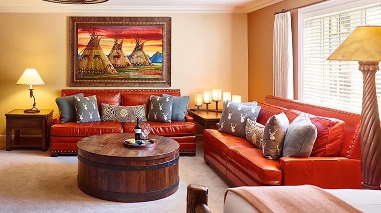 the wort hotel jr king suite