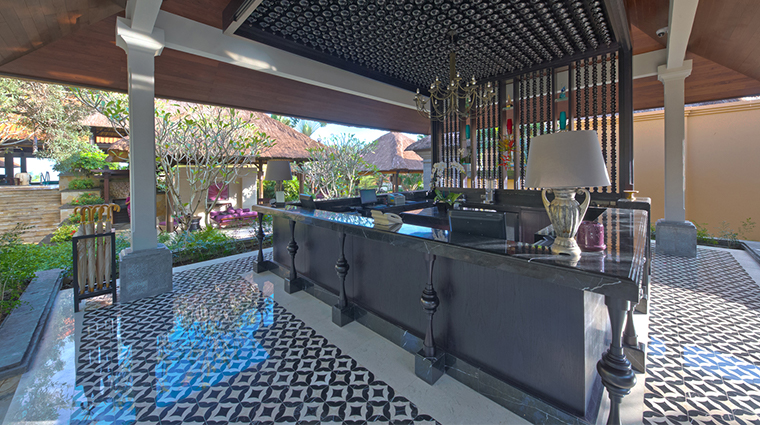 thermes marins bali reception