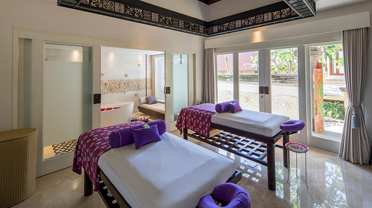 thermes marins bali spa villa double room