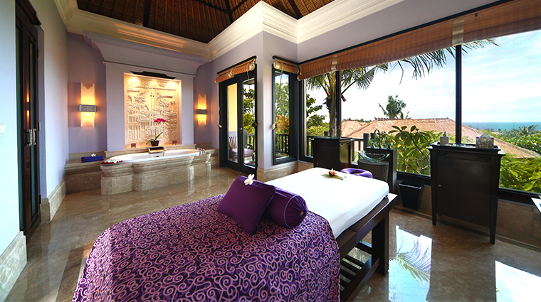 thermes marins bali treatment room