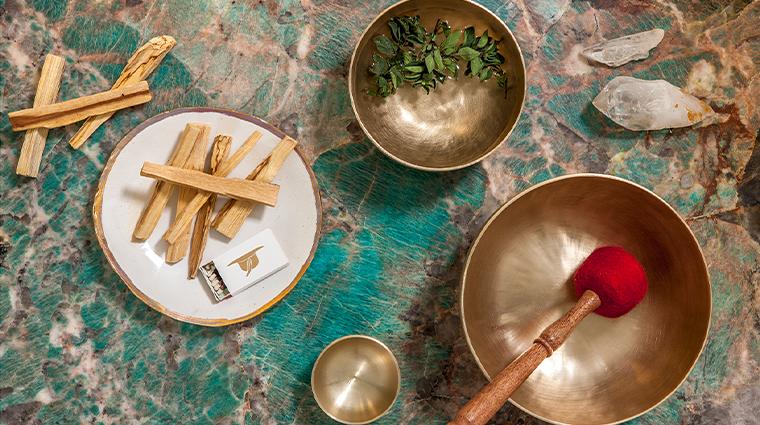 tierra santa healing house sound bowl
