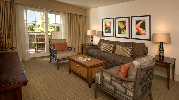 tradewinds carmel poet suite living room