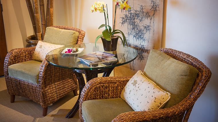 tradewinds carmel suite seating