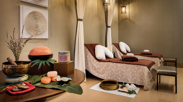 tria spa at mgm cotai treatment room
