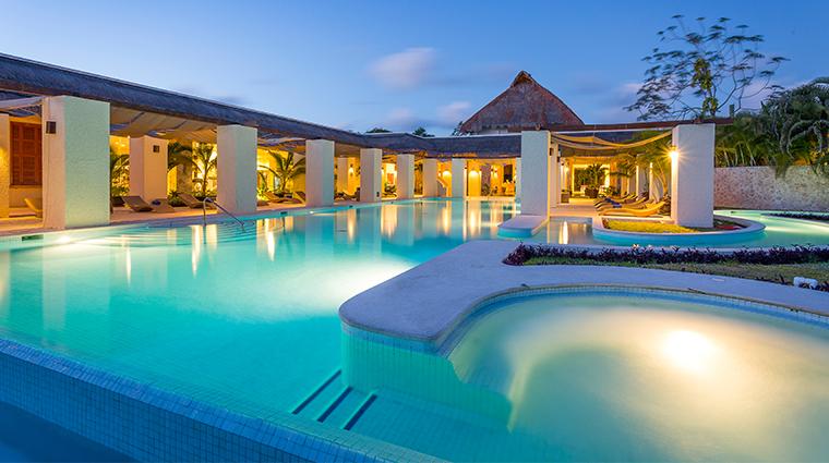trs yucatan hotel Zentropia Palladium Spa Wellness