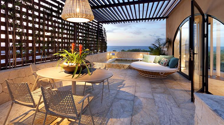 trs yucatan hotel ambassador suite