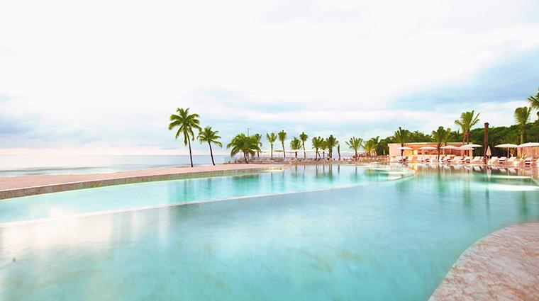 trs yucatan hotel infinity pool