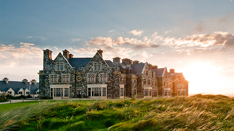 trump international golf links hotel doonbeg exterior2