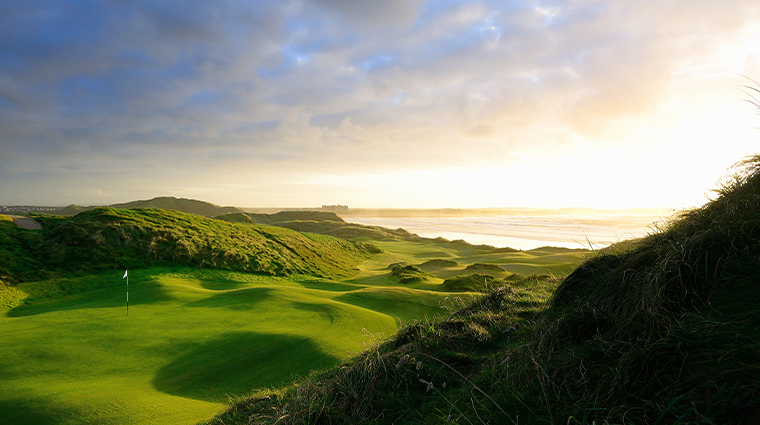 trump international golf links hotel doonbeg golf course