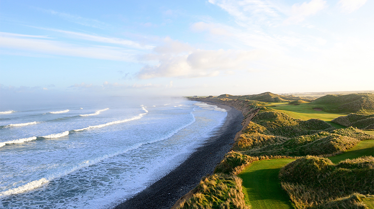 trump international golf links hotel doonbeg golf course2