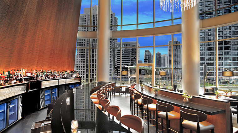 trump international hotel tower chicago terrace 16