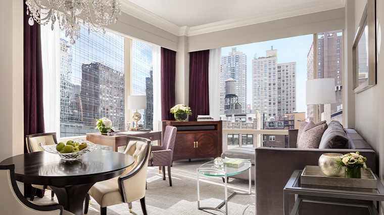 trump international hotel tower new york Executive City View Suite