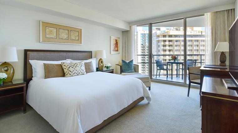 trump international hotel waikiki Deluxe City View Room