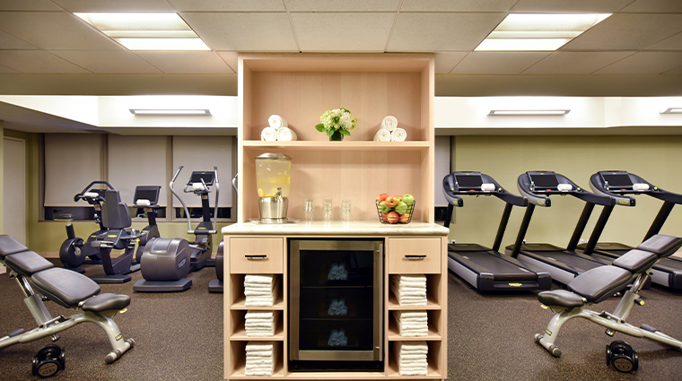 trump international hotel waikiki fitness center