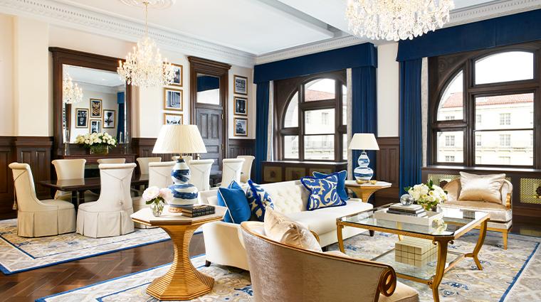 trump international hotel washington dc Presidential suite