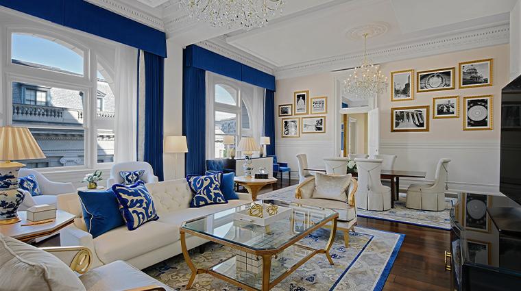 trump international hotel washington dc franklin suite