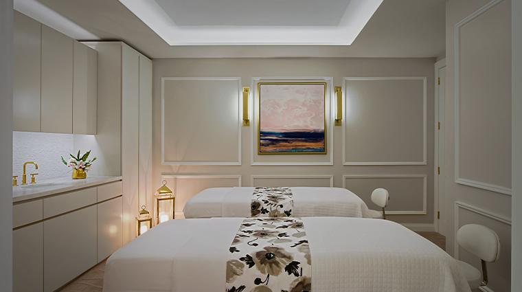 trump international hotel washington dc spa couples suite
