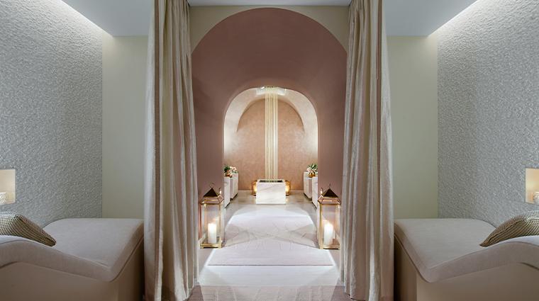 trump international hotel washington dc spa relaxation room