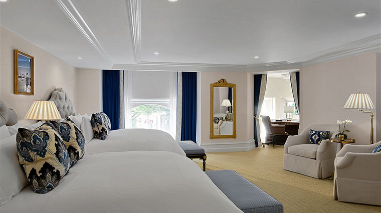 trump international hotel washington dc townhouse bedroom