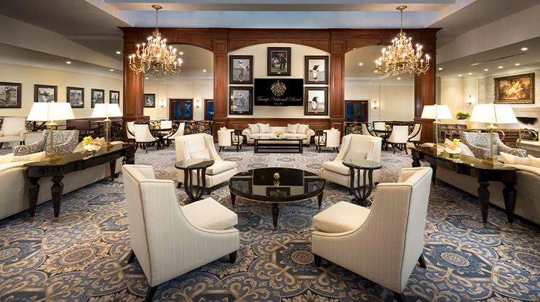 trump national doral miami lobby lounge
