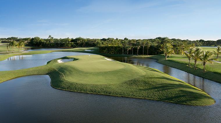 trump national doral miami red tiger golf course