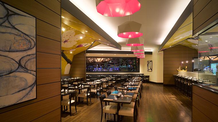 tulalip resort casino Journey East dining