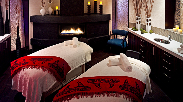 tulalip resort casino couples treatment room
