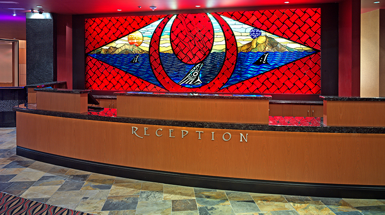 tulalip resort casino lobby
