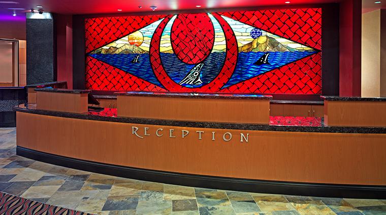 tulalip resort casino lobby