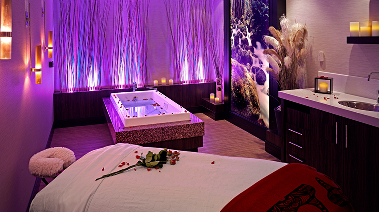 tulalip resort casino treatment room