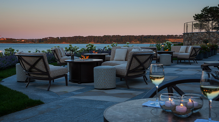 twenty eight atlantic terrace seating