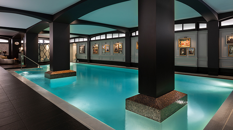 u spa barriere shiseido spa pool 1