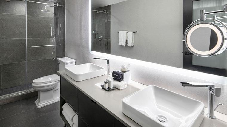the union station nashville yards bathroom double vanity