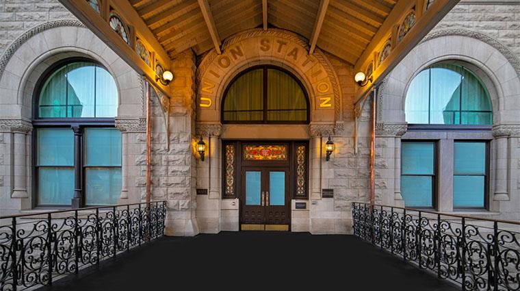 the union station nashville yards entry