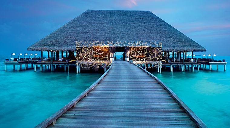 velaa private island Aragu exterior