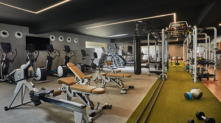 viceroy los cabos fitness center