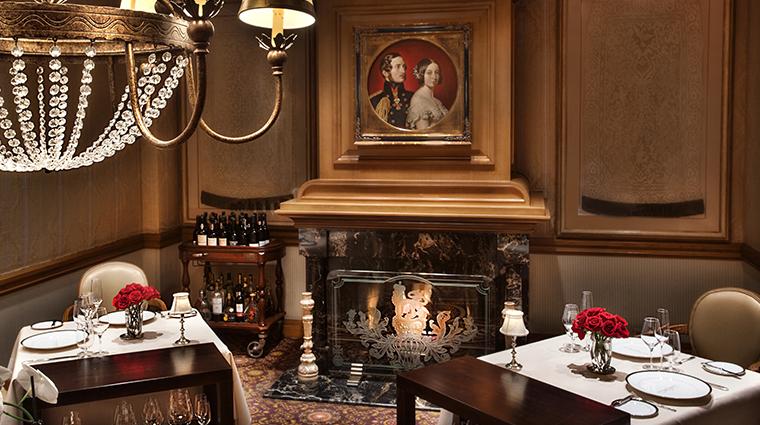 victoria and albertrsquos Queen Victoria room