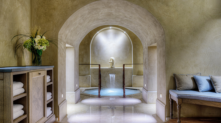 villa la massa arno spa roman bath