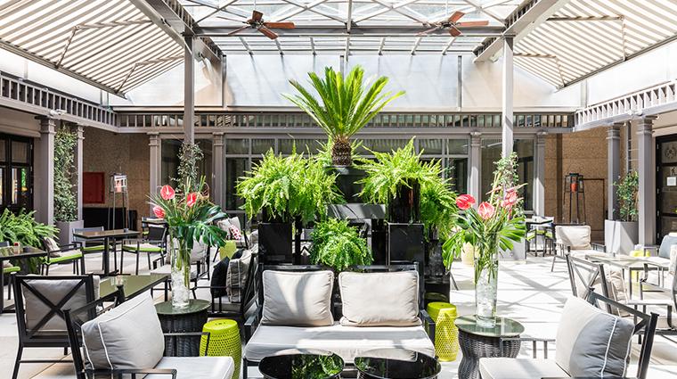 villa magna patio