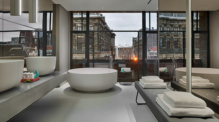 w amsterdam Ewow Suite