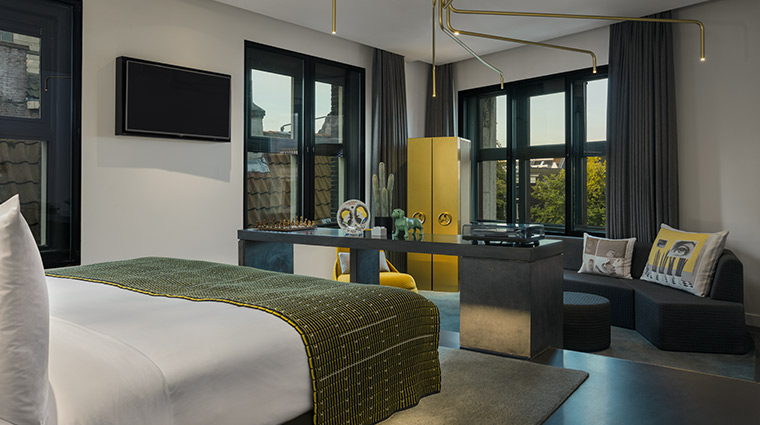 w amsterdam WOW suite