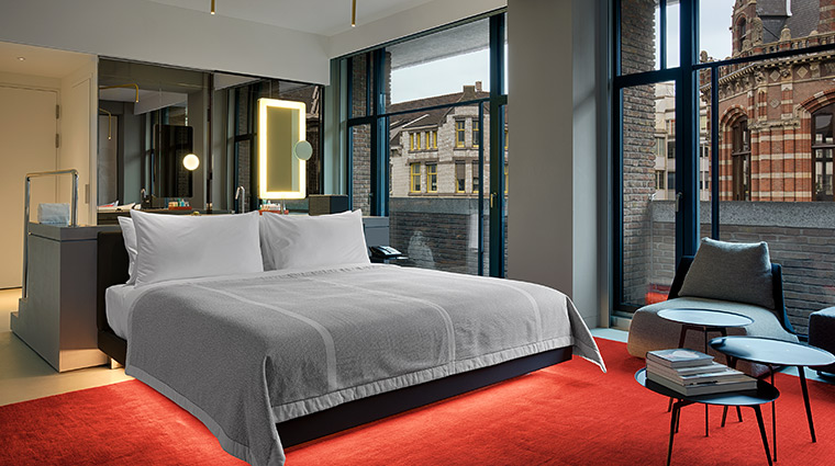 w amsterdam studio suite exchange